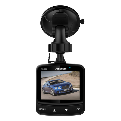 AM-M86 On Dash Mounted Cam